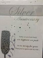 Silver Wedding Anniversary....