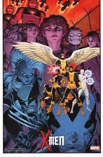 Arthur Adams SIGNED X-Men Art Print Wolverine Storm Jean Grey Ice Man Beast