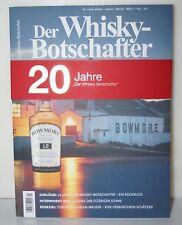 Der WHISKY-BOTSCHAFTER Heft 1 2018 WINTER Januar bis März Whiskybotschafter