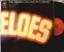 "THE TREMELOES LIVE IN CABARET ""RARE OZ"" 33 RPM LP 12"""