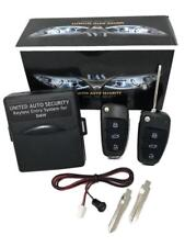 KEYLESS ENTRY SYSTEM FOR BMW E28 5-SERIES & M5 - 2 FLIP KEY REMOTES 528 533 535