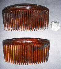 "2 BIG 5"" Vintage Haar Kämme Sehr Stark and Effektive"