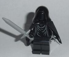 LORD OF THE RINGS #01 Lego Ringwraith w/sword custom NEW Genuine Lego Parts 9472