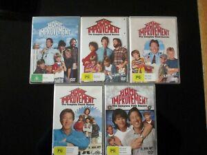 Home Improvement (DVD) Seasons 1, 2, 3, 4, 5 (Region 4)