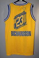 GOLDEN STATE WARRIORS NBA JERSEY SHIRT #23 RICHARDSON NIKE VINTAGE SIZE L