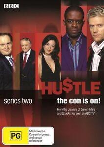 Hustle : Series 2 (DVD, 2012, 2-Disc Set)