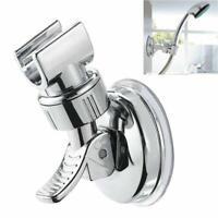 Shower Handset Head Holder Adjustable Bath Wall Mounted Suction Bracket Bathroom