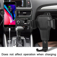Gravity Car Phone Holder Air Vent Mount Stand for iPhone XS MAX Samsung S9 No YJ
