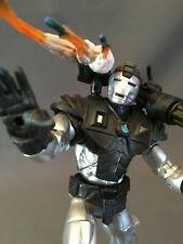 """WAR MACHINE MARVEL LEGENDS 6"""" Galactus Series ToyBiz 2005 IRON MAN Rhodey"""