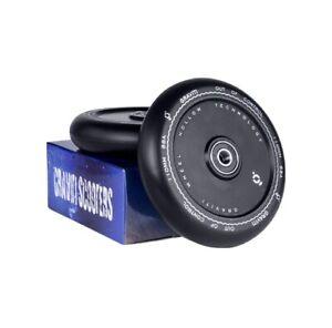 Graviti Flash scooter WHEELS 110mm - Cool Black (Free Shipping Australia Wide)
