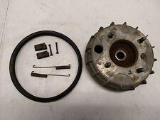 87 honda 350 350d foreman front brake drum hub       #1