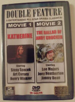 DVD - ALL STARS: KATHERINE/THE BALLAD Of ANDY CROCKER SLIM CASE DVD - BRAND NEW