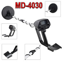 Pro Metal Detector Gold Digger Hunter Deep Sensitive Search Waterproof MD-4030