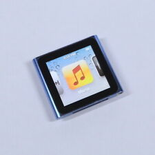 Apple iPod Nano 8GB 6th Gen Generation Blue MP3 WARRANTY