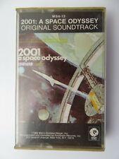 2001 A Space Odyssey Original Soundtrack (Cassette)