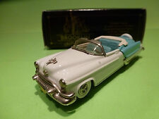 BROOKLIN MODELS BRK 39 OLDSMOBILE FIESTA 1953 - 1:43 - VERY GOOD IN BOX