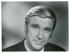 LESLIE NIELSEN SMILING PORTRAIT THE BOLD ONES ORIGINAL 1970 NBC TV PHOTO