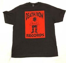 Sz 2XL DEATH ROW RECORDS T 2Pac NWOT Hip hop Tupac Suge Knight Snoop New Reprint