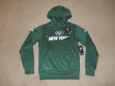 71e39433c70 NEW Mens Nike New York Jets Hoody Sweatshirt Small Team Apparel Therma Fit  $80
