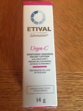 New Etival Laboratoire Urgen-C Soothing Redness Relief Lotion for Rosacea