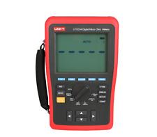Ut620a Uni T Digital Micro Ohm Meters 1200m 6000k Ohms Multimeter