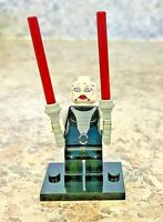 Genuine LEGO STAR WARS Minifigure - Asajj Ventress - Complete - sw0318