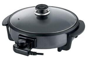 Leisurewize Multi-Function Electric Cooking Pan 1500W