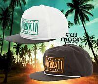New Volcom Hawaii Frame Mens Snapback Cap Hat