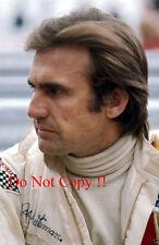 Carlos Reutemann Brabham F1 Portrait 1974 Photograph