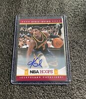 KYRIE IRVING 2012-13 PANINI NBA HOOPS #223 ROOKIE AUTO SP RC