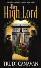 The High Lord - The Black Magician Trilogy #3 by Trudi Canavan PB new