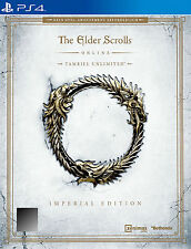 The Elder Scrolls Online: Tamriel Unlimited -- Imperial Edition (Sony...
