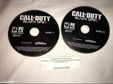Call of Duty: Black Ops II - PC Call of Duty Games Only