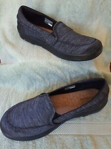 Skechers size 6 ultra go air cooled goga mat trainer shoes new
