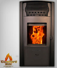 Pellet Stove Comfortbilt 42000btu HP50 Gray -Back in Stock! -Special Sale Price!