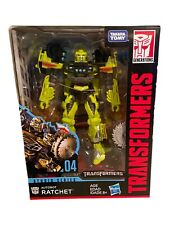 Transformers Studio Series 04 RATCHET Sealed MISB 2007 Movie Deluxe Class 2018