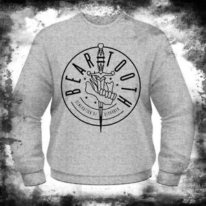 Beartooth Generation Grey Sweatshirt