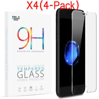Premium Real Tempered Glass Screen Protector Film for Apple iPhone 7 Plus d6