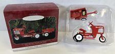 Hallmark Keepsake Ornament 1955 Murray Tractor & Trailer #5 in the Series 1998