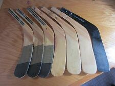 Lot of 7 Senior Hockey Stick Replacement Blades SR RIGHT RH, all listed below