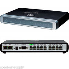 MAKE OFFER Grandstream 8 Port FXS Gateway VoIP Analog Phone System PBX GXW4008