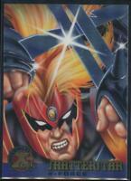 Spiral #77 X-Men Chromium Fleer Ultra 1995 Trade Card C1399
