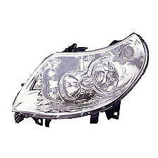 FIAT DUCATO / RELAY / BOXER 2006-2010 HEADLAMP PASSENGER SIDE NEW O.E 1369497080