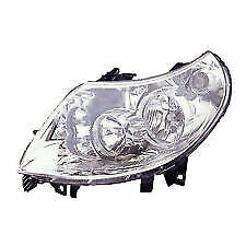FIAT DUCATO RELAY BOXER 2006 - 2010 HEADLAMP HEADLIGHT LEFT PASSENGER 1369497080