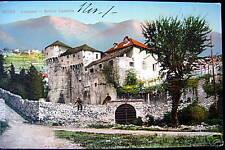 Switzerland~1900s LOCARNO~Ticino~Antico Castello