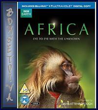AFRICA - David Attenborough *BRAND NEW BLU-RAY *