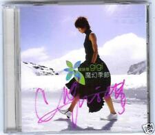 Gigi Leung cd Autograph Mo Huan Ji Jie Liang yong Qi