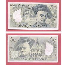 BILLET DE 50 FRANCS QUENTIN DE LA TOUR TYPE 1976 NEUF FAY: 67/13