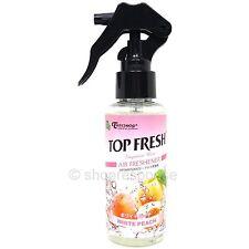 Treefrog Top Fresh White Peach Japanese Auto/Car Air Freshener Mist Spray JDM