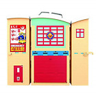 Fireman Sam Fire Rescue Centre Fire Station Playset, Figure & Accessories, Toy,